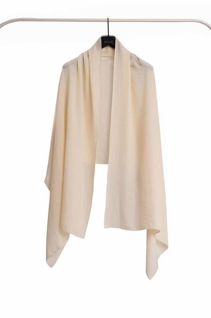 MIZALLE Jazzy Shawl (Cream)