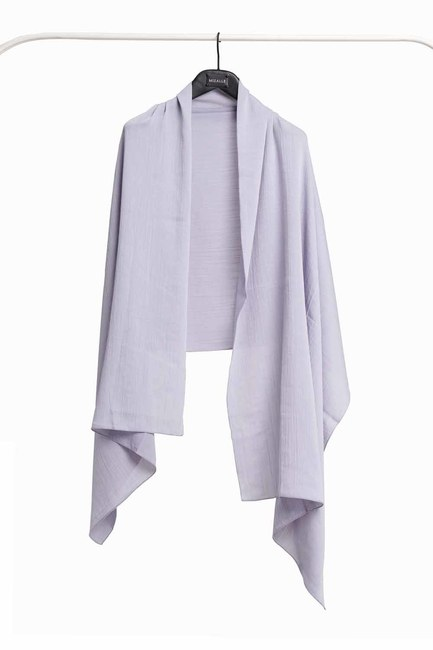 MIZALLE Jazzy Shawl (Light Blue)