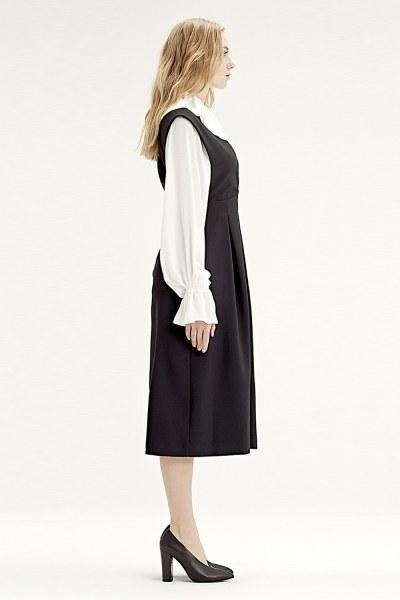 MIZALLE - Jile Elbise (Siyah) (1)