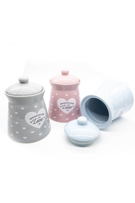 MIZALLE HOME - Heart Jar Kit (Triple) (1)