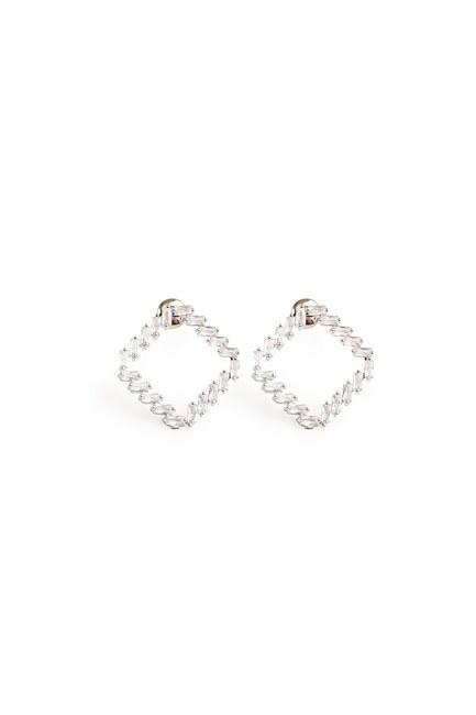 Square Earrings - Thumbnail