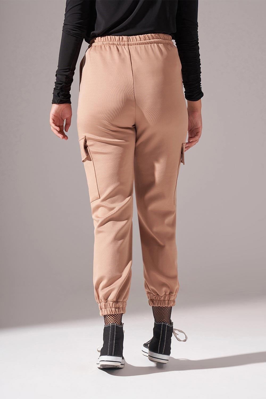 Kargo Cepli Scuba Pantolon (Bej)