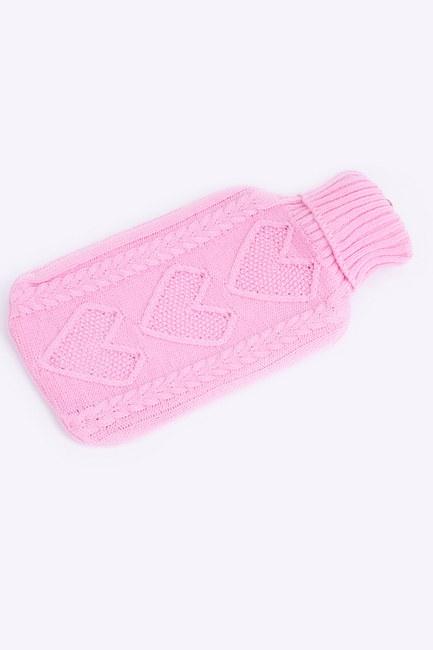 MIZALLE HOME - سترة القضية لحقيبة الماء الساخن (الوردي) (1)