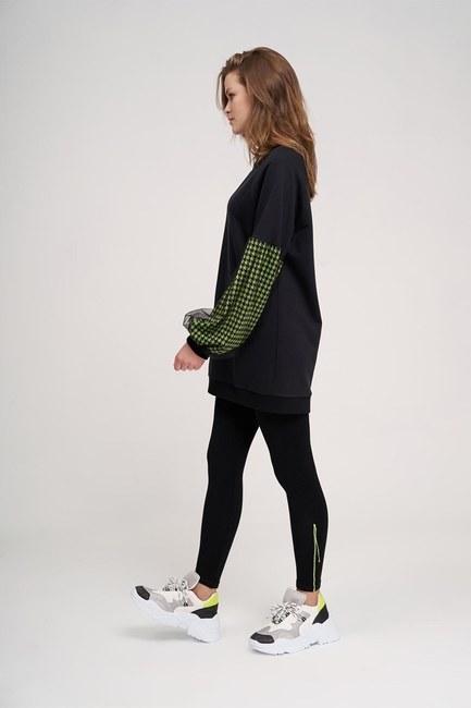Design Sweatshirt (Green) - Thumbnail