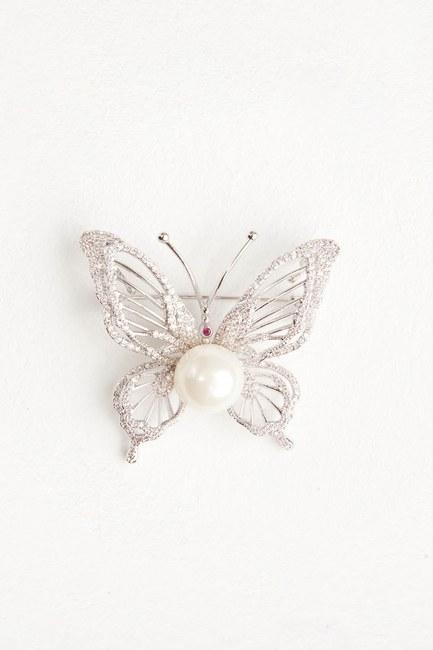Butterfly Brooch - Thumbnail