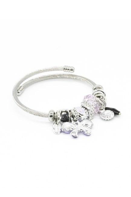 Butterfly Bracelet (Lilac) - Thumbnail