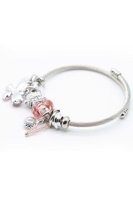 Butterfly Bracelet (Pink) - Thumbnail
