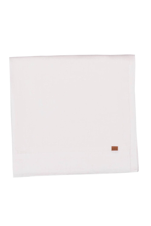 Keten Masa Örtüsü (Beyaz)