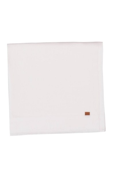 MIZALLE Linen Tablecloth (White)