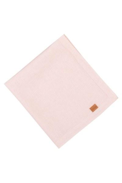 MIZALLE منديل الكتان (45 × 45)