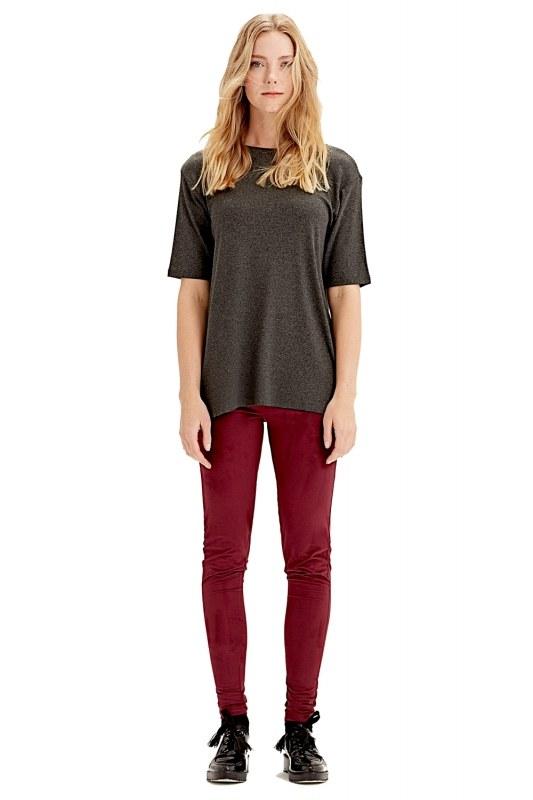 Short-Sleeved T-Shirt (Smoked)
