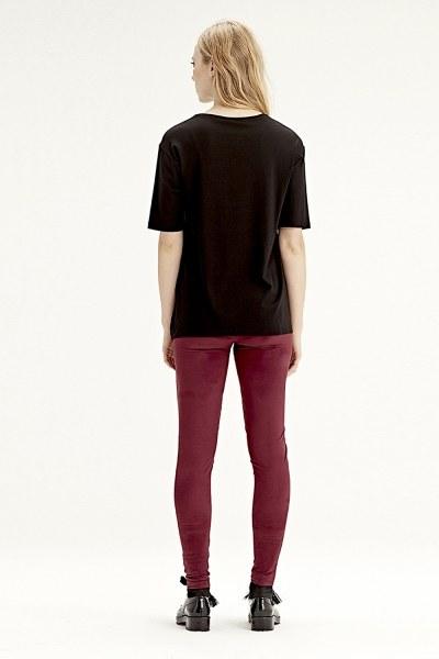 Short-Sleeved T-Shirt (Black) - Thumbnail