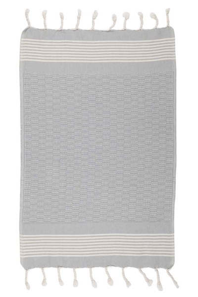 MIZALLE HOME Kitchen Towel (50X76) (Grey)