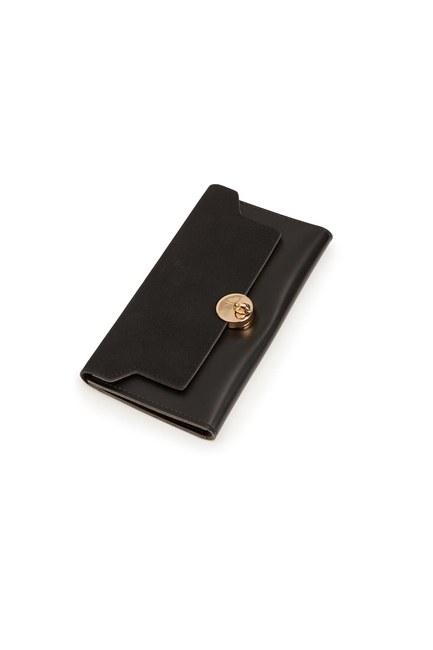 MIZALLE Classic Wallet (Black)
