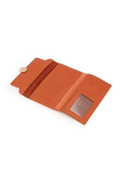 Classic Wallet (Tan) - Thumbnail