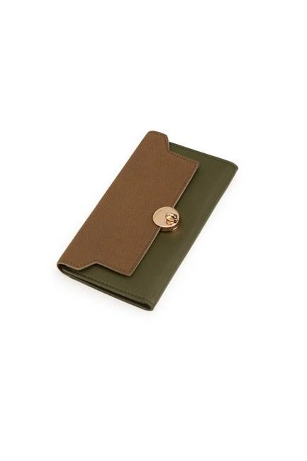 MIZALLE Classic Wallet (Green)