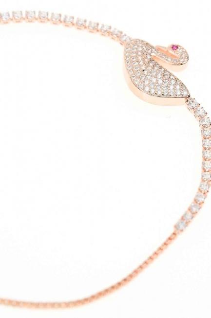 Swan Bracelet (St) - Thumbnail