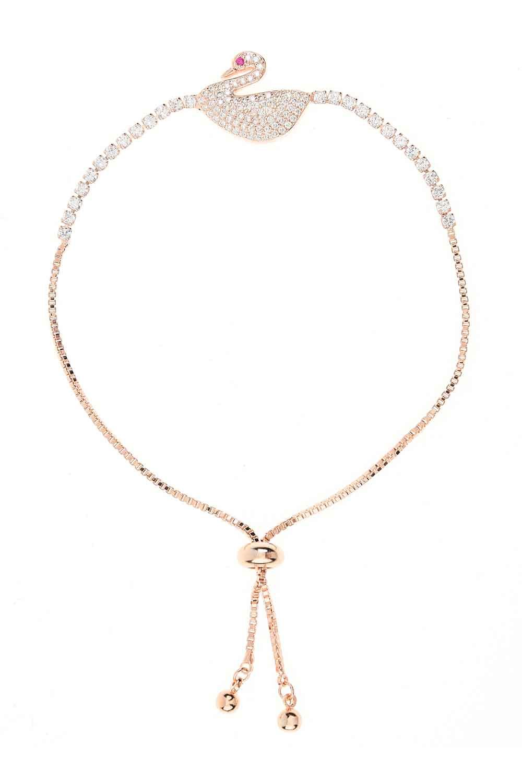 MIZALLE Swan Bracelet (St) (1)