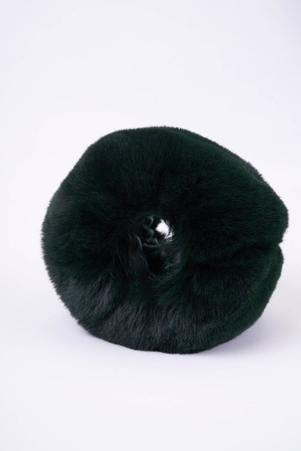 MIZALLE - Furry Oversleeve (Green) (1)
