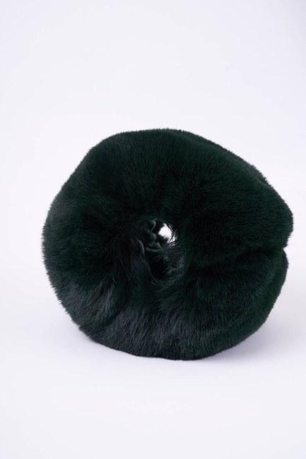 MIZALLE - Kürklü Kolluk (Yeşil) (1)