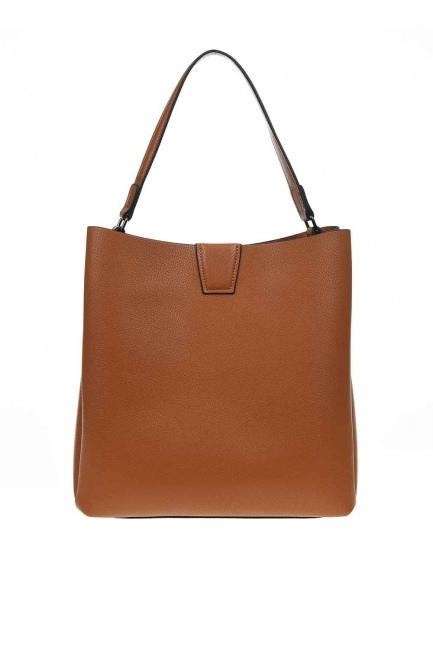 MIZALLE - حقيبة يد كلاسيكية فاخرة (عَسَلِيّ) (1)