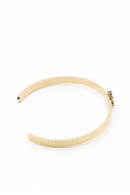 MIZALLE - Metal Bracelet (Copper) (1)