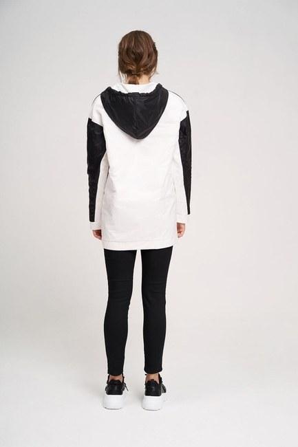 Micro Coated Sweatshirt (Black) - Thumbnail