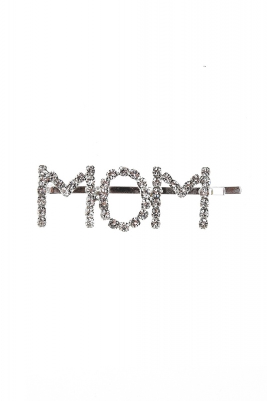 مشبك مع الحجر 'والدة'