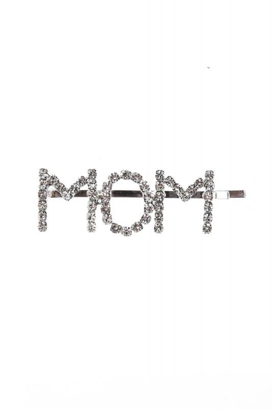 Mom Hair Clips (St)