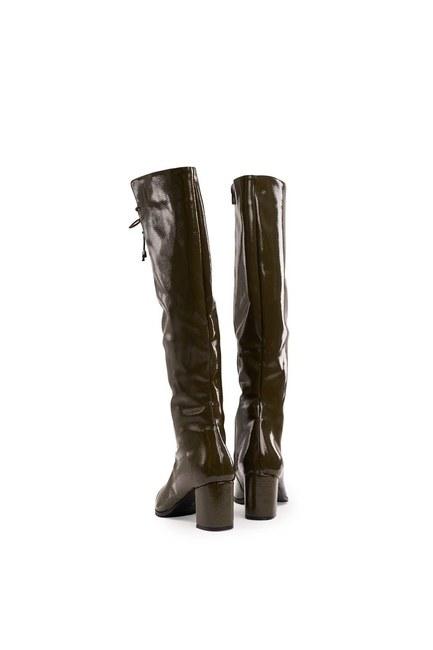 أحذية طويلة متعددة الأوجه (كاكي) - Thumbnail