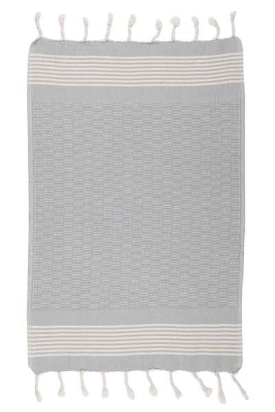MIZALLE منشفة مطبخ (50 × 76) (رمادي)