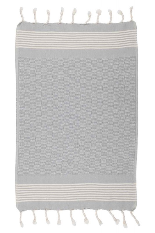 Kitchen Towel (50X76) (Grey)
