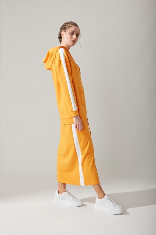 Kapüşonlu Mango Sweatshirt