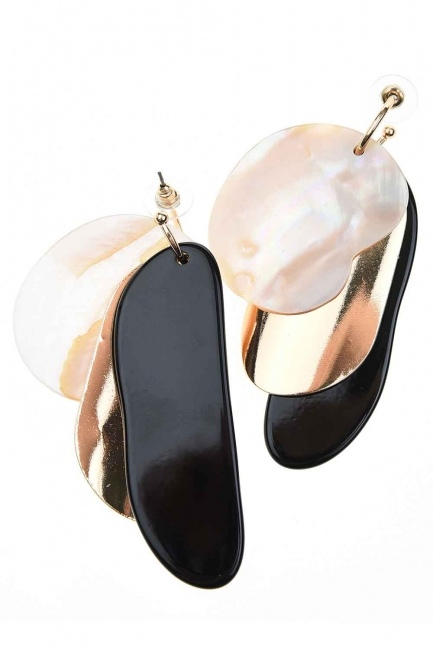 MIZALLE - Authentic Dangling Earrings (St) (1)