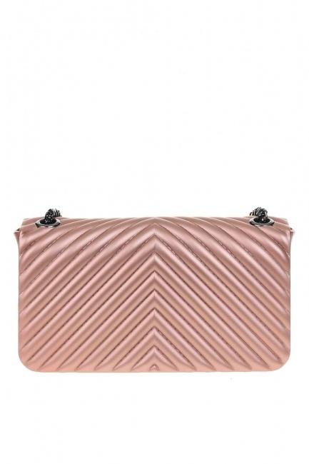 Patterned Hand Bag (Pink) - Thumbnail