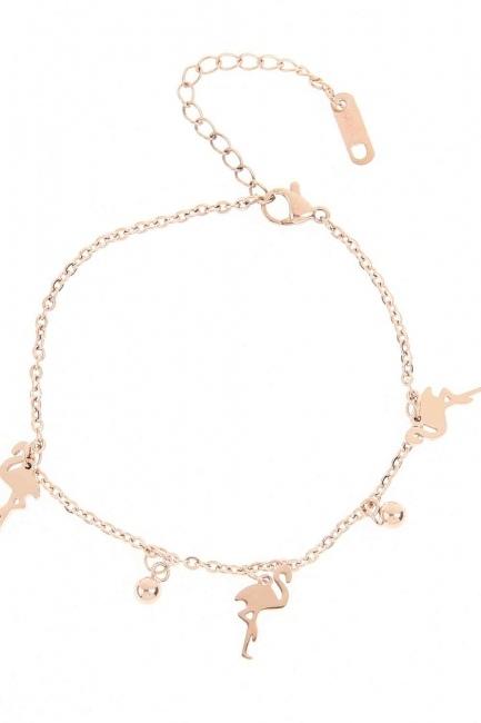 MIZALLE - Pelican Steel Bracelet (St) (1)