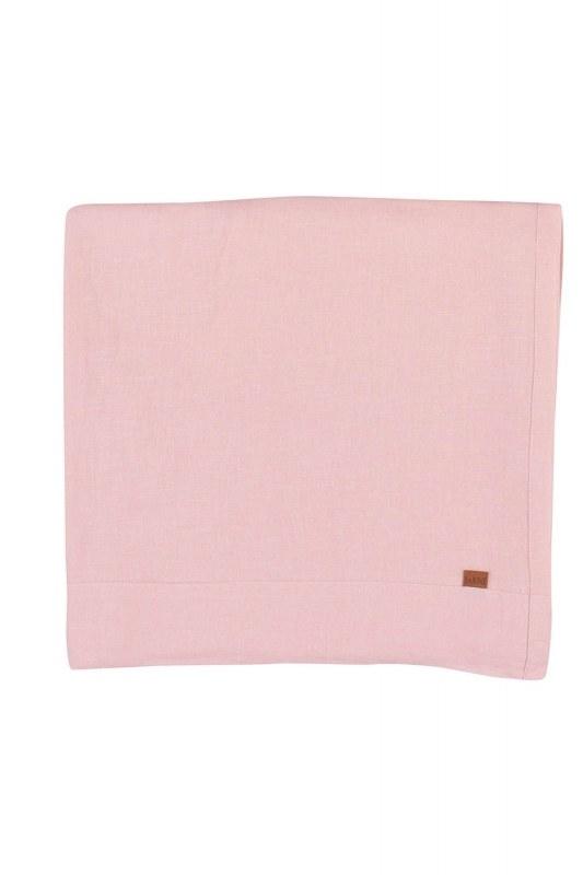 Linen Tablecloth (Pink)