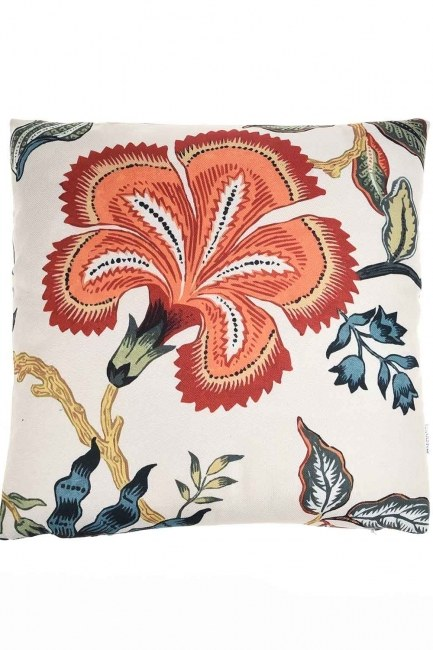 MIZALLE HOME Pillow Case (Flower Patterned)