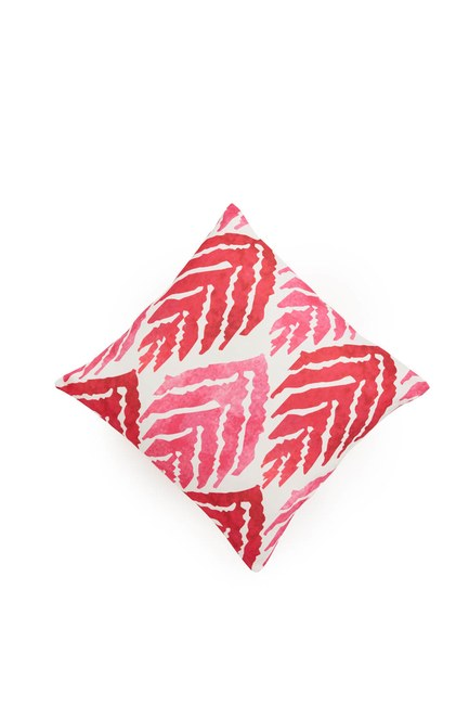MIZALLE HOME Pillow Case (Fushia)