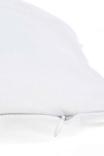 Pillow Case (Grey/Pink) - Thumbnail