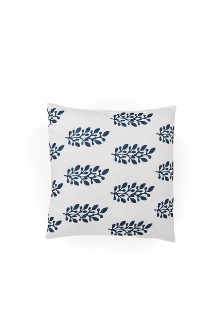 MIZALLE HOME Pillow Case (Hyacinth Patterned)