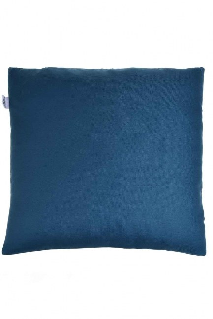 MIZALLE HOME Pillow Case (Navy Blue)