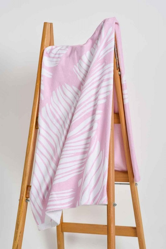 Beach Towel (Pink)