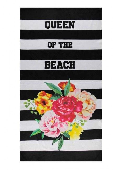 MIZALLE - منشفة الشاطئ (ملكة) (1)