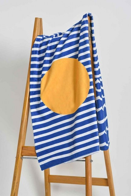 MIZALLE HOME Beach Towel (Beach)