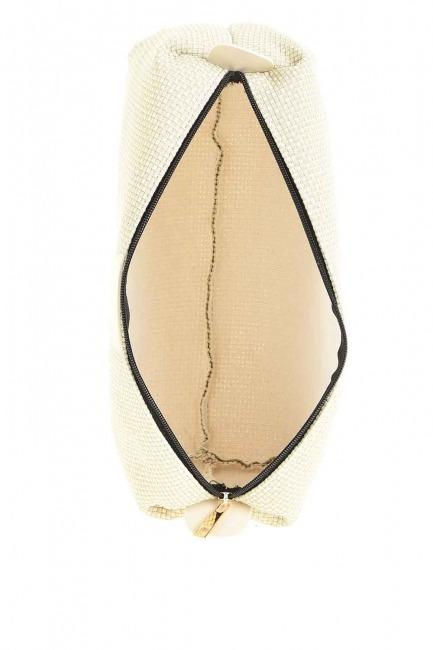 حقيبة يد شفافة مع مقبض بلاستيكي (طابا) - Thumbnail