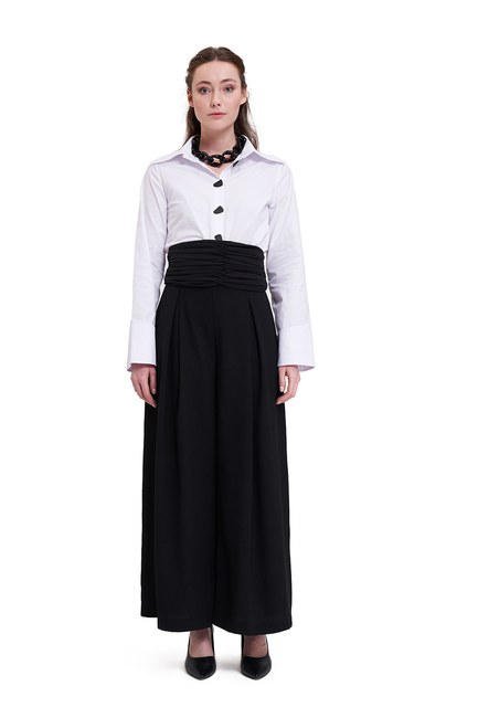 Mizalle - حزام بكسرات (أسود) (1)