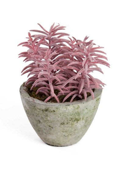 MIZALLE HOME - Potted Artificial Flower (15X15X18) (1)