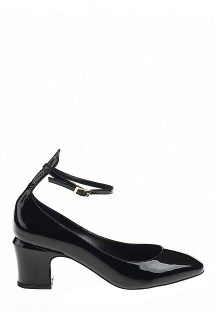 Premium Tokalı Ayakkabı (Siyah) - Thumbnail