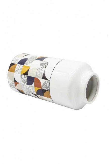 MIZALLE - Colorful Long Vase (St) (1)